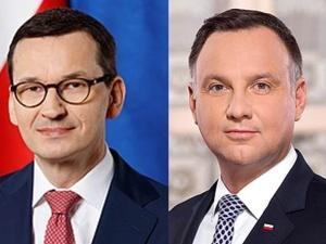 Andrzej Duda et Mateusz Morawiecki un duo gaulliste à la tête de la Pologne