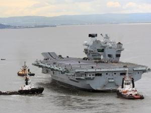 Na Morze Czarne zmierzają dwa brytyjskie okręty wojenne