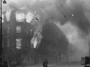 Największy zbrojny zryw Żydów podczas II WŚ. 78 lat temu w getcie warszawskim wybuchło…