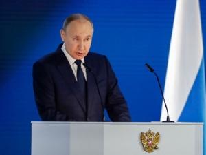 Pilne! Orędzie Putina: Ktokolwiek zagraża naszym interesom bezpieczeństwa, będzie żałował jak nigdy