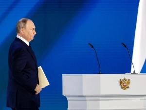 """Putin zgodził się na spotkanie z Zełenskim. """"Proszę bardzo, przyjmiemy prezydenta Ukrainy w Moskwie"""""""