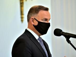 Prezydent Duda zarejestrował się na szczepienie przeciw COVID-19