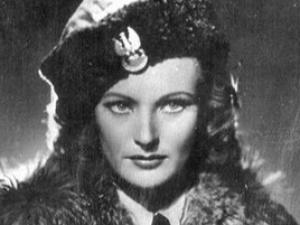 Irena Anders, la First Lady de l'armée Polonaise