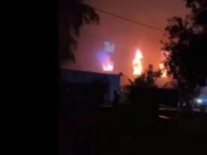 Pożar w szpitalu zakaźnym w Bagdadzie. Dramatycznie rośnie liczba ofiar