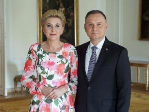 Prezydent Duda: Razem z Agatą zostaliśmy zaszczepieni przeciw COVID-19