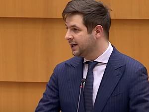 Patryk Jaki odpowiada Katarinie Barley: Przecież nie można wydawać wyroków innych niż chce niemiecka władza!
