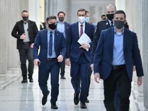 Premier Morawiecki: szansa, że w lipcu będą mogli się zaszczepić wszyscy chętni Polacy