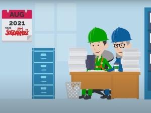 Jaką korzyść dla firmy może przynieść doświadczony, starszy pracownik ? Zobacz film Rola Mentora