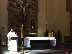 [video] Grillować, a nie włóczyć się po kościołach. Zaskakujące przesłanie duchownego na święto 3 maja