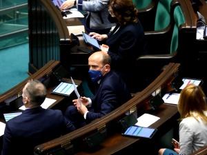 Trwa posiedzenie Sejmu ws. KPO. Wniosek KO odrzucony