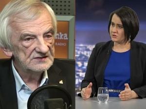 W programie wyborczym PiS.... Siarkowska mocno odpowiada Terleckiemu ws. Funduszu Odbudowy