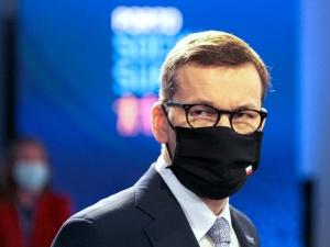 Premier Morawiecki na unijnym Szczycie Społecznym: Polska przeznaczyła 10 proc. PKB na ochronę miejsc pracy