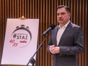 Piotr Duda: Dialog zaczął się psuć od momentu oddania pracy w ręce biznesu, czyli pana Gowina