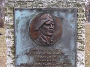 Jacek Matysiak: Gen. Wł. Anders i Monte Cassino...