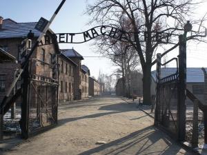 Za miesiąc rocznica Pierwszego Transportu [Polaków] do Auschwitz. Nie wolno zapomnieć. Trzeba…