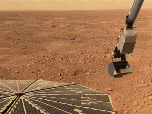 Pierwsza chińska sonda wylądowała na Marsie