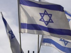 Austria. Izraelska flaga nad kancelarią federalną, szef MSZ Iranu odwołuje wizytę w Wiedniu