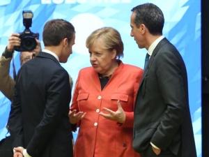 Czy to opóźniło szczepienia w UE? Szokujące doniesienia! Macron zgodził się na umowę UE-Chiny w zamian za...