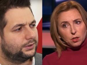 """Kłótnia międzyPatrykiem Jakima dziennikarką """"Wyborczej"""". """"Proszę przeprosić"""""""