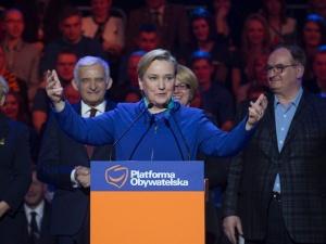 Wstąpi do Hołowni czy do CDU?. Gorące komentarze po odejściu Róży Thun z Platformy