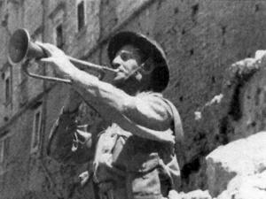 I sztandar swój biało-czerwony zatknęli na gruzach wśród chmur... Dziś rocznica zdobycia przez Polaków Monte Cassino