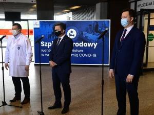 Warszawa: Szpital tymczasowy na Stadionie Narodowym zostanie zamknięty