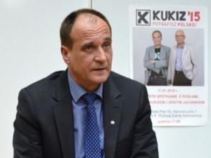 """""""Mam nadzieję, że podpiszemy porozumienie"""". Kukiz zapytany o sojusz z PiS"""