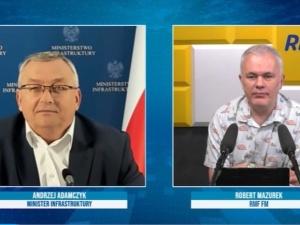 [video] Gorąco w RMF FM. Red. Mazurek do ministra: Nie wykonał pan wyroku sądu. To kpina z wymiaru sprawiedliwości
