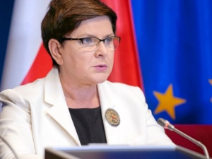 Beata Szydło: TSUE swoją decyzją domaga się odcięcia dostaw prądu dla 4 milionów osób