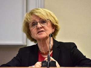 Danuta Huebner: Przepraszam Pana Prezydenta Andrzeja Dudę