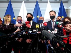 """Opozycja przedstawiła kandydata na RPO. """"Pod wnioskiem podpisali się też posłowie Porozumienia"""""""