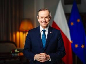 Chwilę po kompromitacji opozycji w Senacie Człowiekiem Roku Gazety Wyborczej został... Tomasz Grodzki