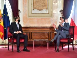 Polska i Hiszpania podpisały porozumienie o współpracy przy CPK
