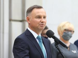 Andrzej Duda o zniesieniu sankcji na NS2: Byliśmy przygotowani, ze taka decyzja może nastąpić