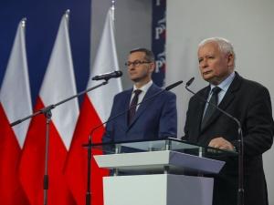 [SONDAŻ] Kto powinien zostać prezesem PiS po odejściu Jarosława Kaczyńskiego? Polacy odpowiedzieli