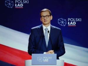 Morawiecki: Pamiętamy ten czas, kiedy Polacy zarabiali 4-5 zł na godzinę? Niektórzy nie chcą pamiętać