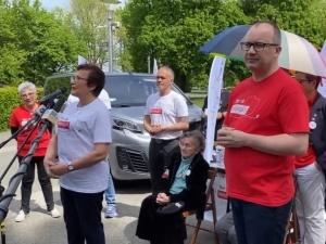 """Bodnar, Hołdys i Tuleya rozpoczynają """"Tour de konstytucja"""". Celem odwiedzenie 130 miast"""