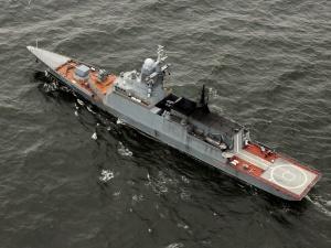 Rosyjska korweta na polskich wodach terytorialnych? Jest reakcja Dowództwa Operacyjnego