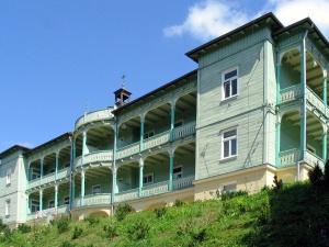 Premier odwiedził klasztor w Komańczy, gdzie internowano kard. Wyszyńskiego
