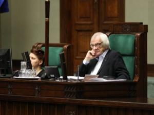 KO składa wniosek o odwołanie Terleckiego z funkcji wicemarszałka Sejmu. Porozumienie zagłosuje za?