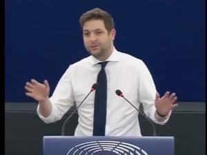 [video] Patryk Jaki w PE: Ojcowie założyciele Europy nie mogliby pełnić tutaj żadnejfunkcji, ponieważ...