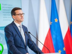 Morawiecki odpowiada na apel KE. Nie zamierzam wycofywać pytania do TK