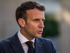 """Macron zapowiada wojnę z """"plagą antysemityzmu"""""""