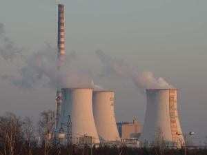 Gęsty dym w elektrowni Jaworzno! Na miejscu 18 zastępów straży pożarnej