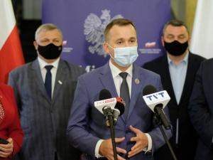 Minister Cieślak: Słuchamy propozycji samorządów m.in. w sprawie nowych źródeł ich finansowania