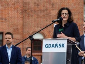 [video] Yyy? Dulkiewicz: Widzę radość Gdańszczan z tego jak zmienia się Polska!