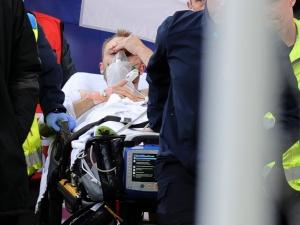 Lekarz - aktywista po zawale Eriksena: Zamiast się modlić to trzymajcie kciuki. Internauci nie mieli litości