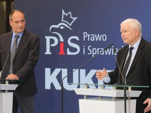 Oficjalnie! Jest porozumienie programowe PiS i Kukiz'15. Poprzemy ustawę antykorupcyjną, dot. sędziów pokoju i ws. dnia referendalnego
