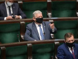 Mocne słowa Suskiego w Sejmie: Mentalność zdrajców, która dominuje na opozycji...