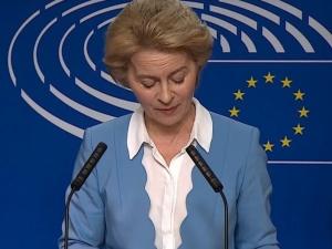 Ursula von der Leyen:  Chcielibyśmy zmienić nasze stosunki z Rosją